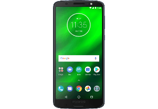 Motorola Moto G6 Plus 64GB voor €171,15 d.m.v cashback