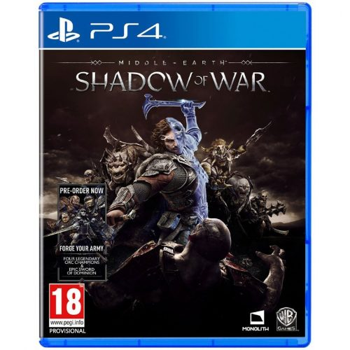 Middle-Earth: Shadow Of War – voor PS4 voor €9,99