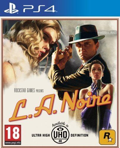 L.A. Noire voor Playstation 4 voor €12,- bij Nedgame