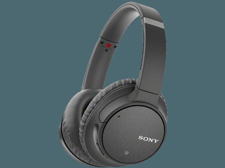 (DE) Sony WH-CH700N – Draadloze over-ear koptelefoon met Noise Cancelling voor €79,-