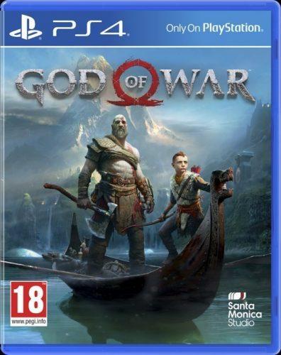 God of War voor Playstation 4 voor maar €18,-