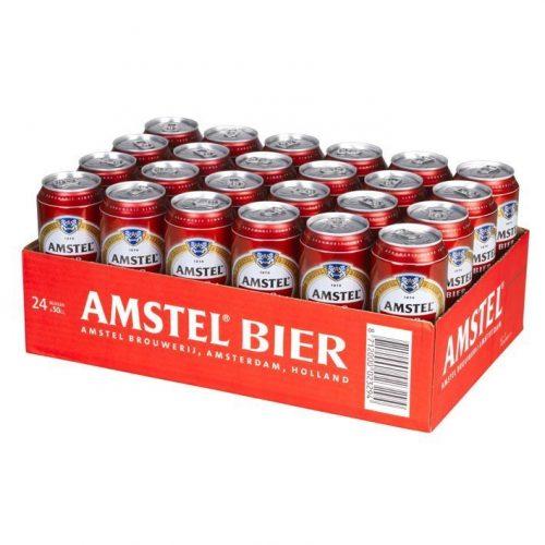 Amstel Pilsener tray 24 x 0,50 voor €10