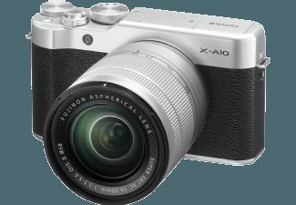 Fujifilm X-A10 black/silver / XC16-50mm II Kit EE voor €229