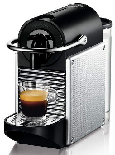 DeLonghi Pixie EN 125.S Nespresso machine voor €62,37