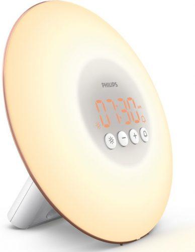 Philips Wake-up Light HF3500/01 voor €44,99 bij Blokker