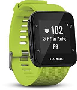 Groene Garmin Forerunner 35 voor €99 bij Amazon.de