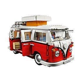 LEGO Exclusive – Volkswagen T1 Kampeerbusje voor €79