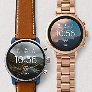 Fossil Q Explorist HR smartwatch voor €217