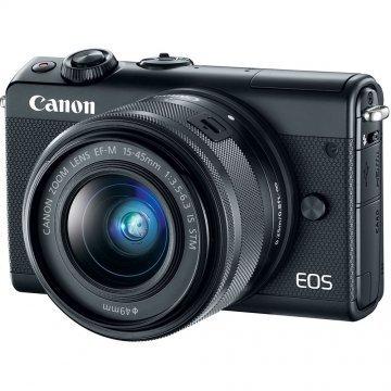 Canon Eos M100 +32gb SD met statief voor €259 bij MediaMarkt.de