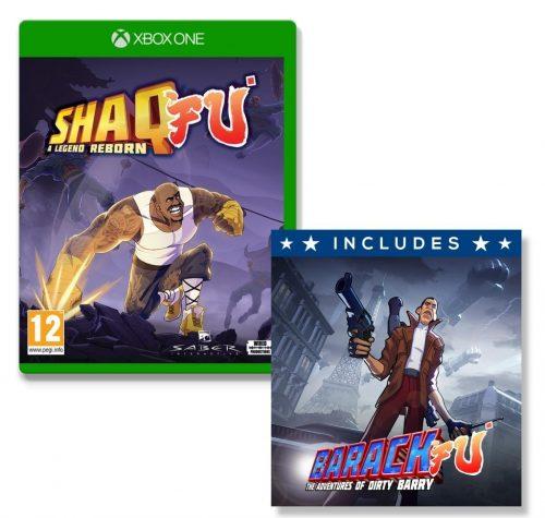 Shaq Fu: A Legend Reborn (Xbox One) voor €5