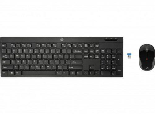 HP draadloos toetsenbord en muis – Qwerty voor €19