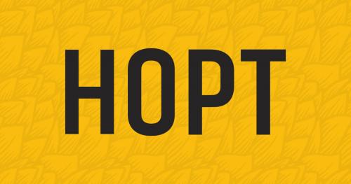 HOPT Black Friday Kortingscode: 10% Korting op je bestelling