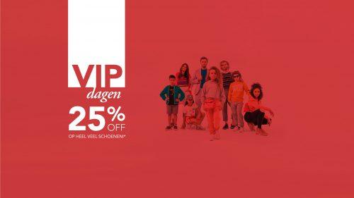 18 en 19 maart: VIP 25% korting bij Nelson