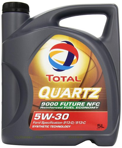 Total Quartz 9000 Future NFC 5W-30, 5 Liter voor €20,97
