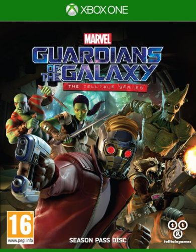 Guardians of the Galaxy – The Telltale Series voor €12