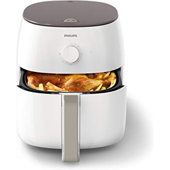 Philips Viva Airfryer XXL HD9630/20 – Hetelucht friteuse – Wit voor €159