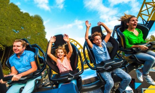 Entreeticket Walibi Holland voor €17,20