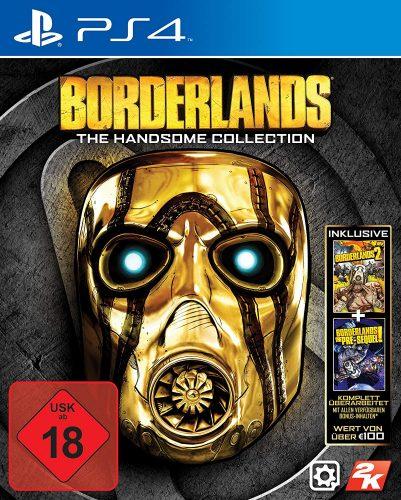 Borderlands: The Handsome Collection voor €8,10