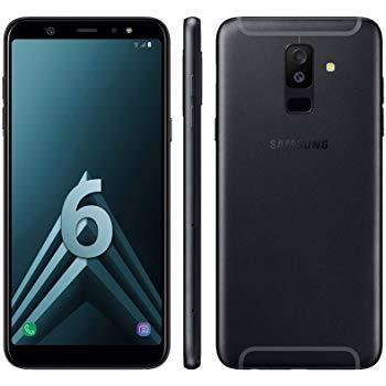 Samsung Galaxy A6 Plus – 32GB grijs met 64GB SD kaart voor €189,99
