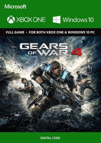 Gears of War 4 Xbox One/PC voor €2,29