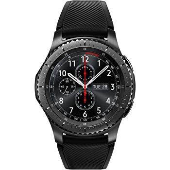 Samsung Gear S3 SM-R760 Smartwatch – Zwart voor €169