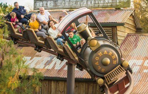 Onbeperkt toegang tot Attractiepark Slagharen, Bobbejaanland & Movie Park Germany in 2019