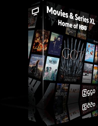 50% korting op Ziggo Movies & Series XL (Incl. Game of Thrones!)