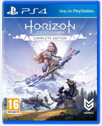 Horizon Zero Dawn Complete Edition voor €22