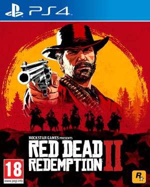 Red Dead Redemption 2 voor €34,99
