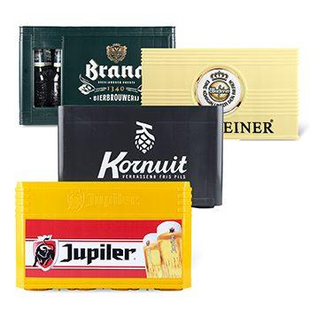 Jupiler, Brand, Warsteiner of Kornuit bier 2 kratjes voor €17