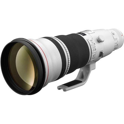 Canon EF 600mm f/4L IS II USM Superteleobjectief voor €6999
