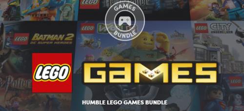 Humble Bundle Lego Games Bundle vanaf €0,89