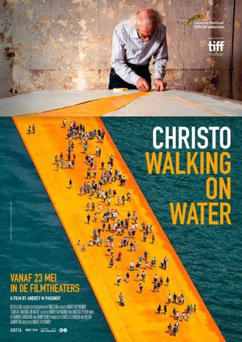 Win filmkaartjes Christo Walking on Water