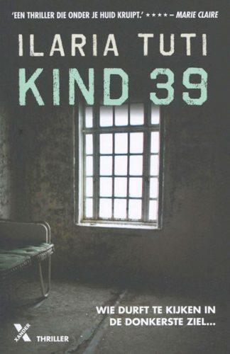 Win het boek Kind 39 – Ilaria Tuti