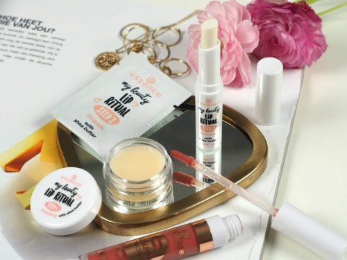 Win Essence Lip Rituals producten