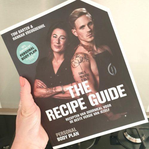 Win het boek The Recipe Guide