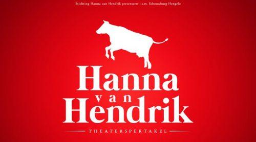 Win entree theaterstuk Hanna van Hendrik