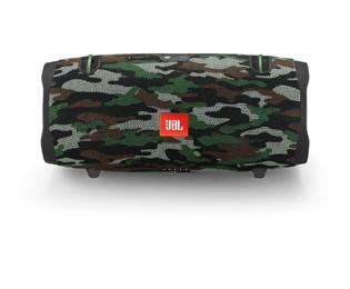 JBL Xtreme 2 Squad Camouflage met gratis in-ear oordopjes voor €179