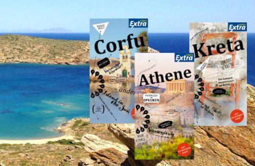 Win ANWB reisgidsen Griekenland