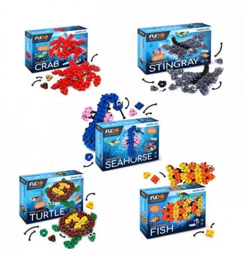Win de Flexo zeedierenset