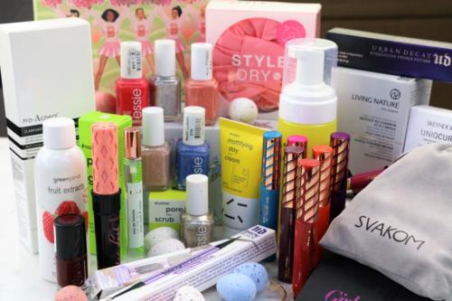 Win beauty en lifestyle producten t.w.v. €430,-