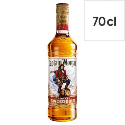 Captain Morgan Spiced Gold (70cl) voor €9,99