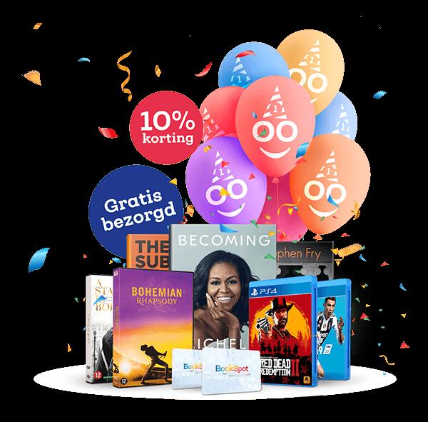 Probeer Bookspot Premium 3 maanden gratis