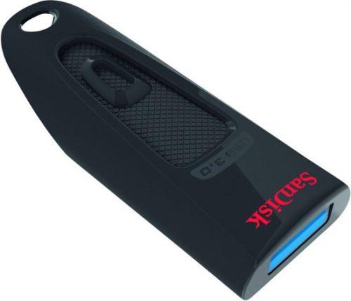 SanDisk Cruzer Ultra USB 3.0 32GB voor €8,-