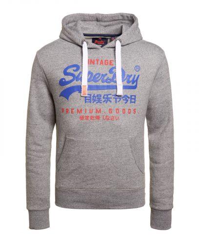 Superdry hoodie OU1-Street voor €34,30