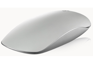 Rapoo T8 Laser Touch Mouse, 5G Wit voor €22