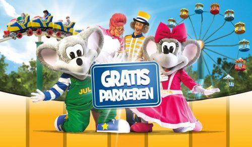 Tickets Kinderpretpark Julianatoren voor de laagste prijs €17,50