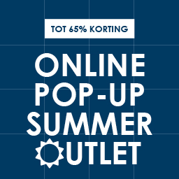 Tot 80% korting in de Summer Outlet van Jeans Centre