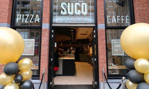 Driegangenmenu met onbeperkt pizza bij SUGO vanaf €29,99