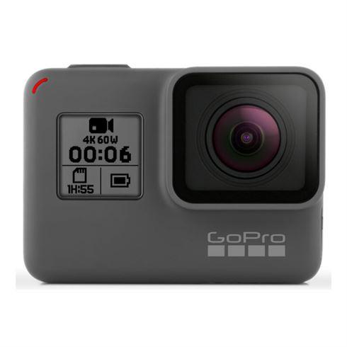 GoPro HERO6 Zwart 4K Ultra HD Camera voor €289